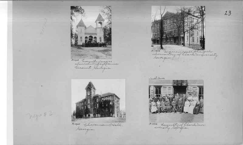 Mission Photograph Album - Negro #2 page 0023