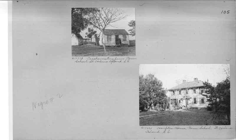 Mission Photograph Album - Negro #2 page 0105