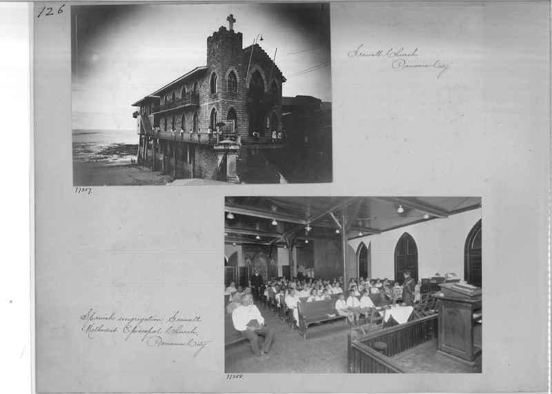 Mission Photograph Album - Panama #03 page 0126