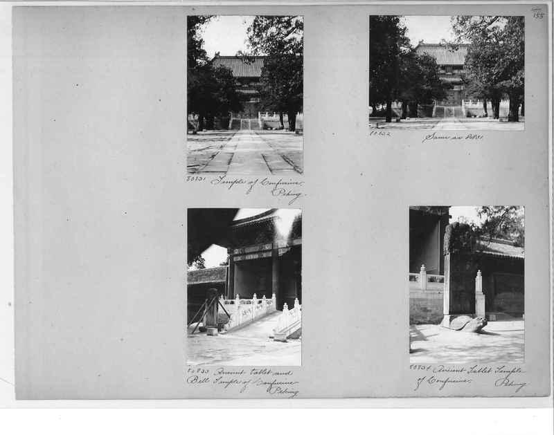 Mission Photograph Album - China #10 pg. 0155