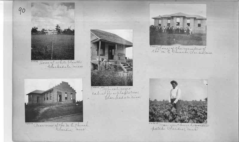 Mission Photograph Album - Negro #4 page 0090