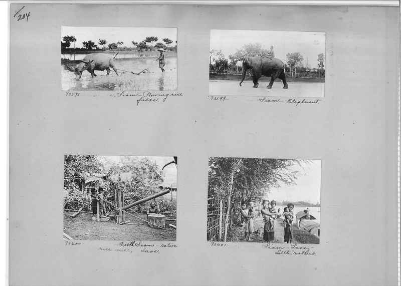 Mission Photograph Album - Burma #1 page 0204