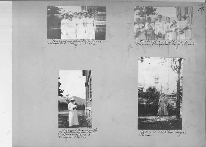 Mission Photograph Album - Korea OP #1 page 0023