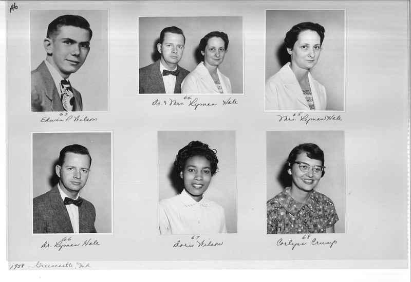 Mission Photograph Album - Portraits #10 Page 0146