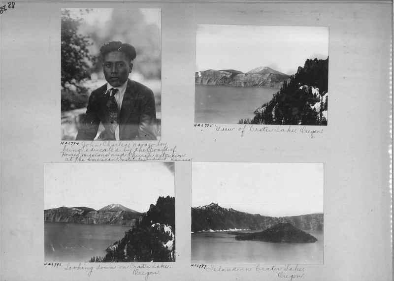 Mission Photograph Album - Indians #2 page_0088