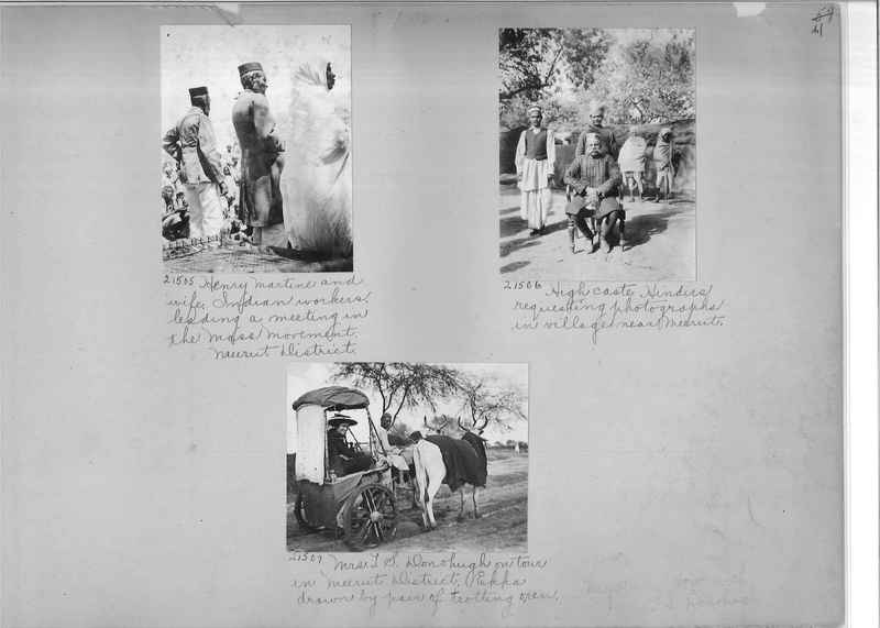 Mission Photograph Album - India #03 page_0061