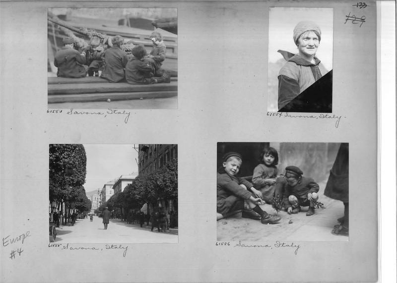 Mission Photograph Album - Europe #04 Page 0133