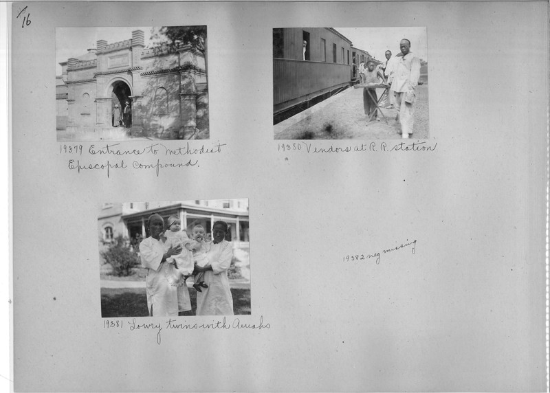 Mission Photograph Album - China #6 page 0016