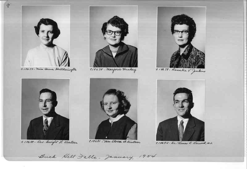 Mission Photograph Album - Portraits #08 Page 0080