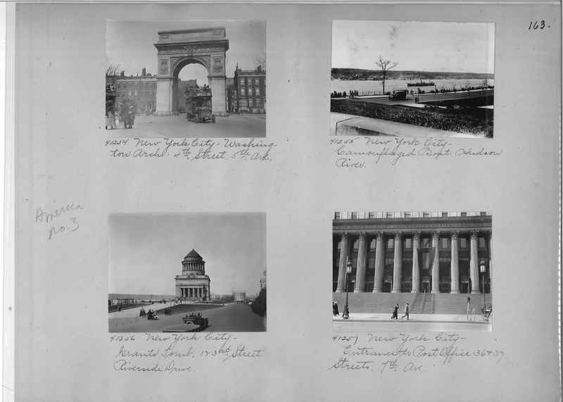Mission Photograph Album - America #3 page 0163