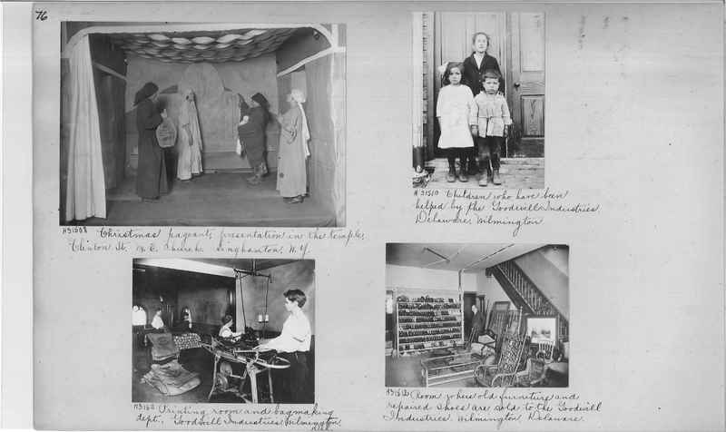 Mission Photograph Album - Cities #14 page 0076
