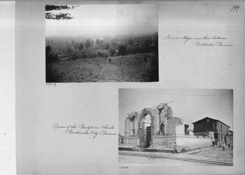 Mission Photograph Album - Panama #02 page 0199