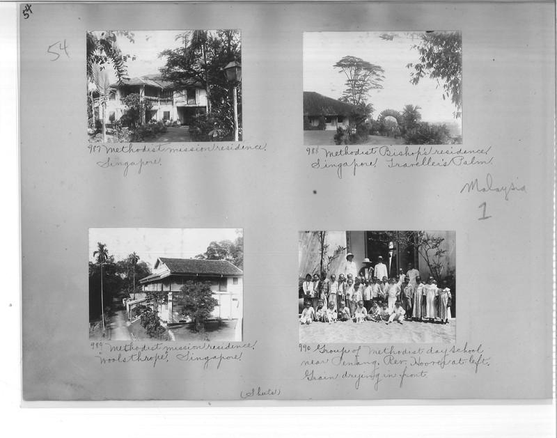Mission Photograph Album - Malaysia #1 page 0054