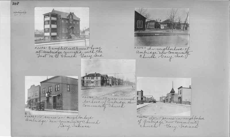 Mission Photograph Album - Cities #10 page 0248