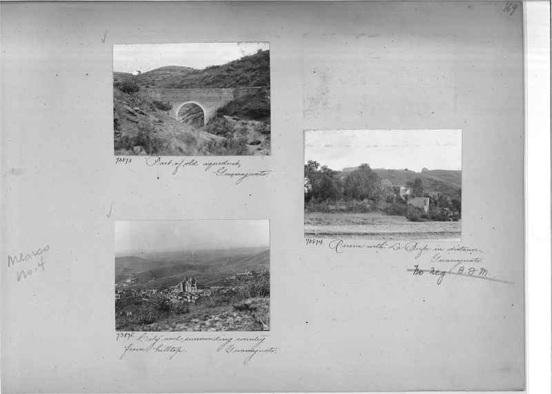 Mission Photograph Album - Mexico #04 page 0169