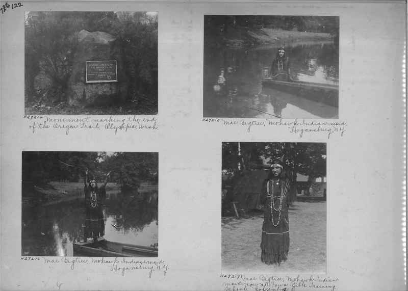 Mission Photograph Album - Indians #2 page_0122