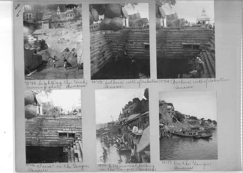 Mission Photograph Album - India #09 Page 0006