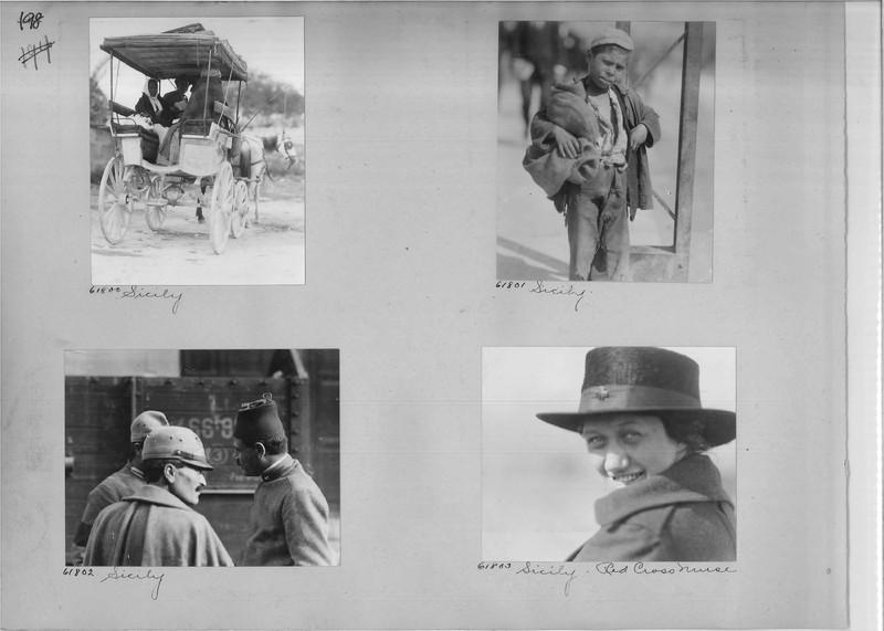 Mission Photograph Album - Europe #04 Page 0198