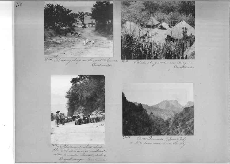 Mission Photograph Album - Panama #04 page 0110