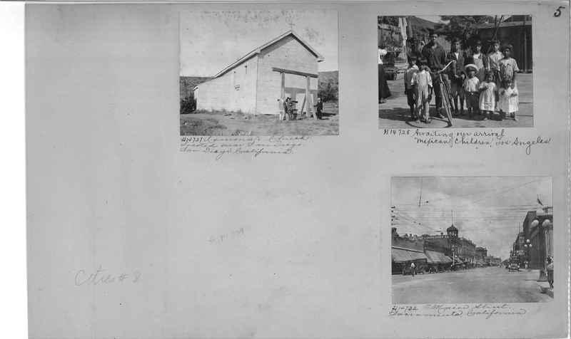 Mission Photograph Album - Cities #8 page 0005