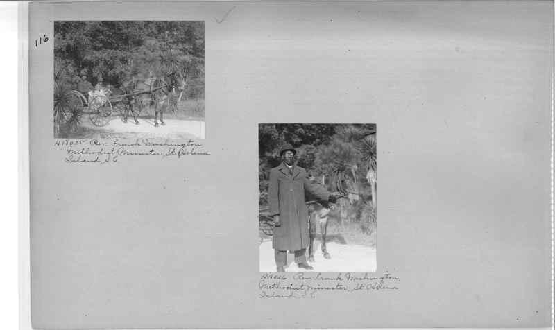 Mission Photograph Album - Negro #2 page 0116