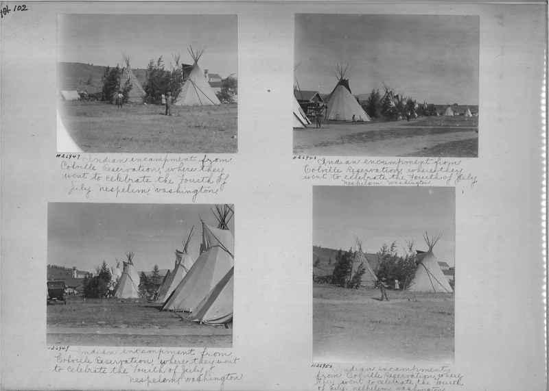 Mission Photograph Album - Indians #2 page_0102