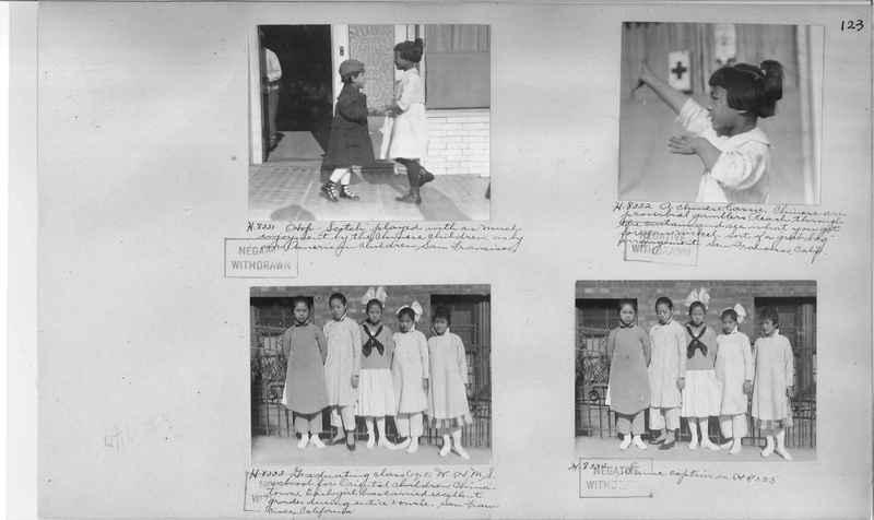 Mission Photograph Album - Cities #4 page 0123
