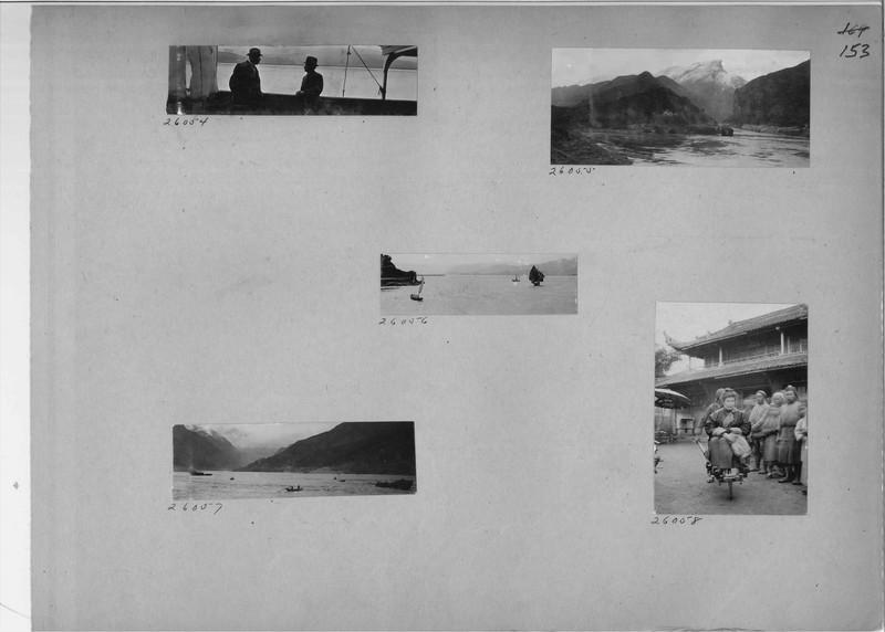 Mission Photograph Album - China #7 page 0153