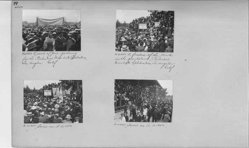 Mission Photograph Album - Cities #10 page 0098