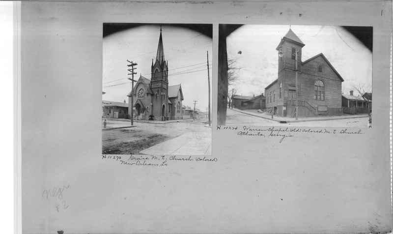 Mission Photograph Album - Negro #2 page 0001