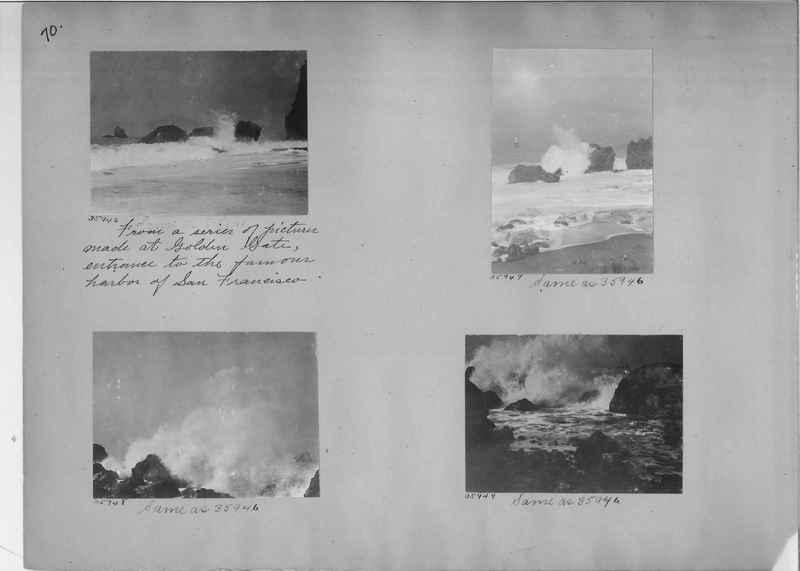 Mission Photograph Album - America #3 page 0070