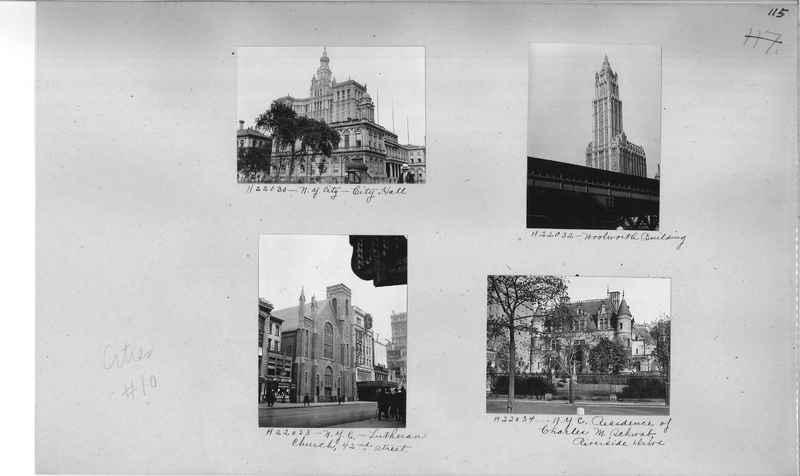 Mission Photograph Album - Cities #10 page 0115