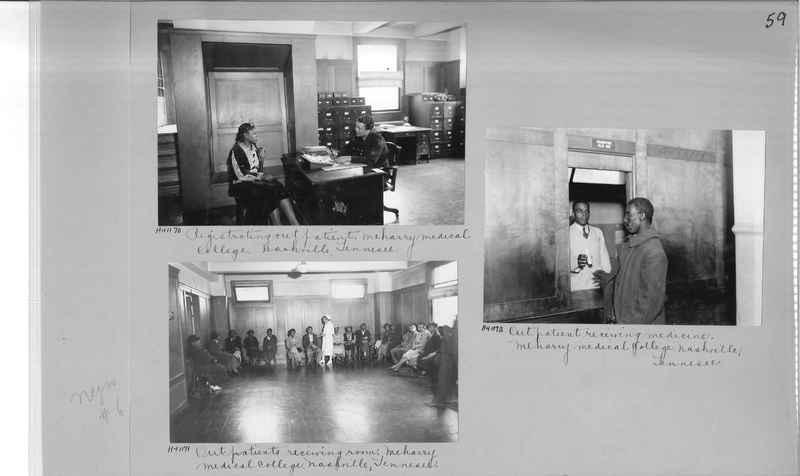 Mission Photograph Album - Negro #6 page 0059