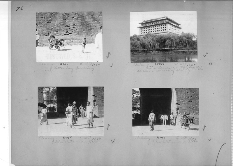 Mission Photograph Album - China #19 page 0076