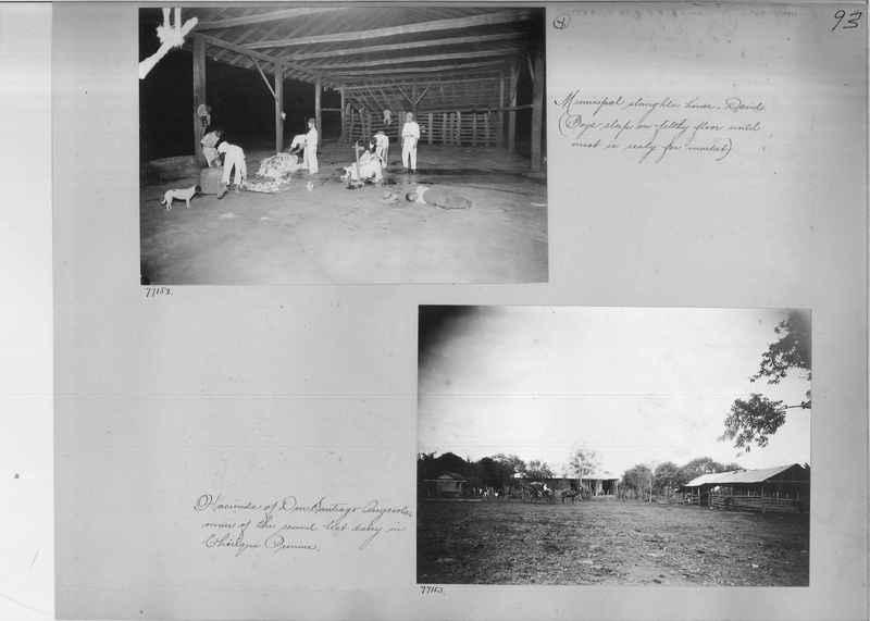 Mission Photograph Album - Panama #03 page 0093