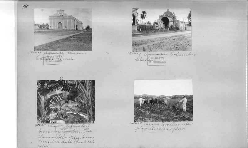 Mission Photograph Album - Puerto Rico #2 page 0198
