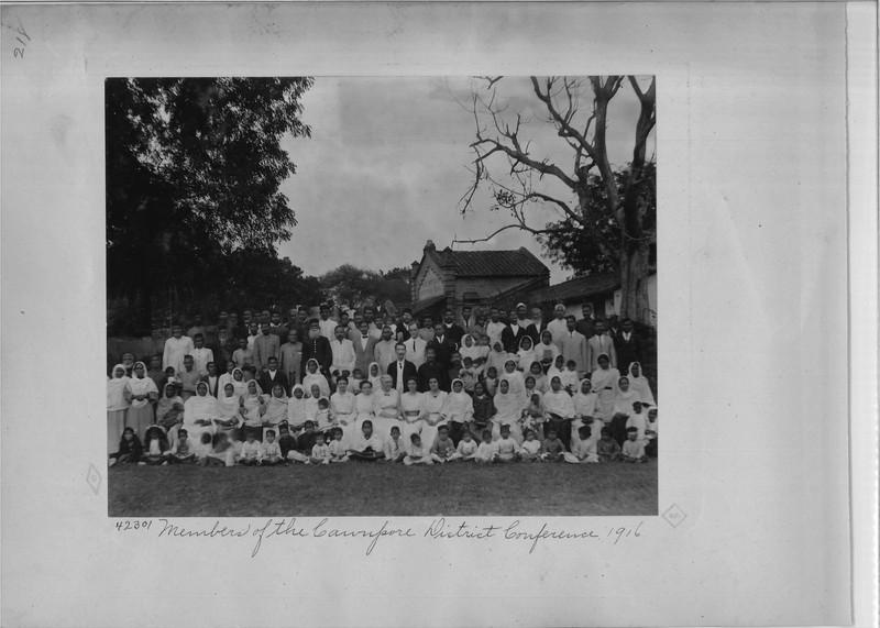 Mission Photograph Album - India - O.P. #02 Page 0218
