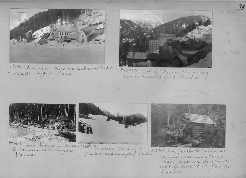 Mission Photograph Album - Alaska #1 page 0093