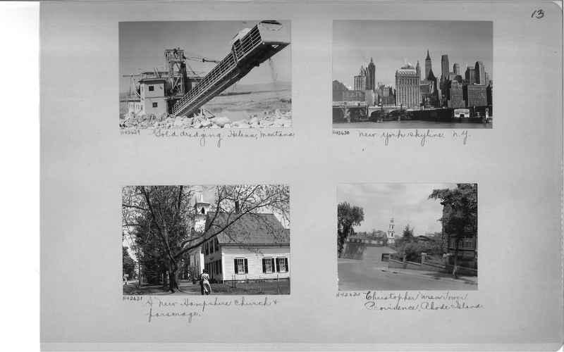 Mission Photograph Album - Cities #18 page 0013