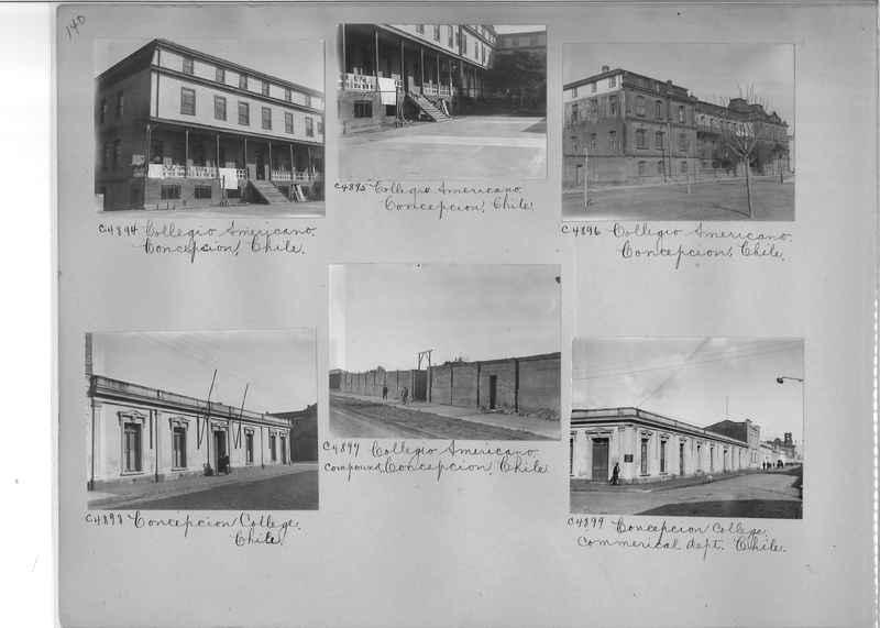 Misson Photograph Album - South America #8 page 0140