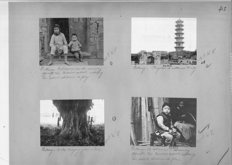 Mission Photograph Album - China #19 page 0043