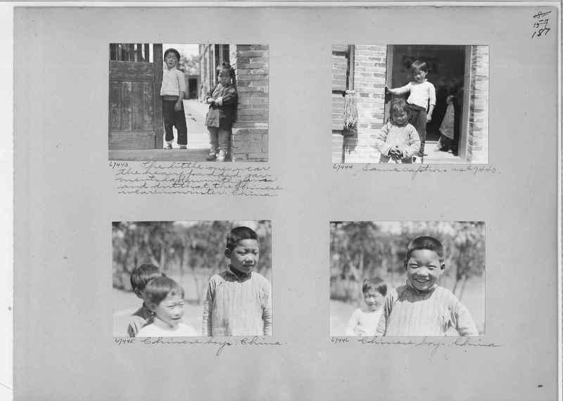 Mission Photograph Album - China #9 page 0187