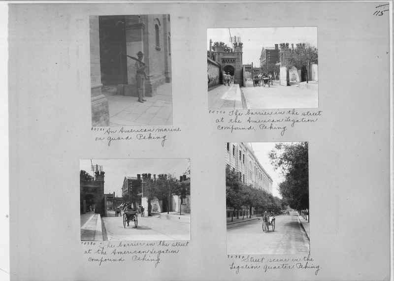 Mission Photograph Album - China #12 page 0115