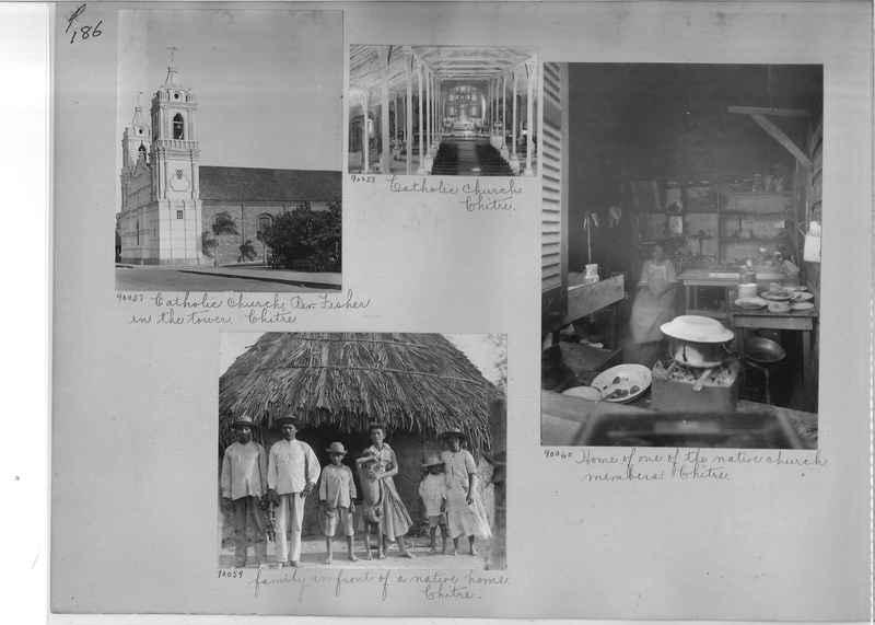 Mission Photograph Album - Panama #04 page 0186