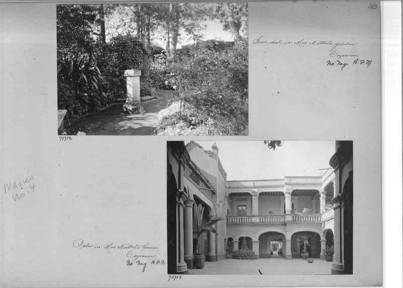 Mission Photograph Album - Mexico #04 page 0163