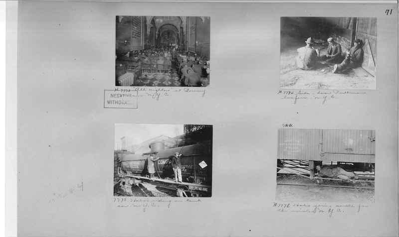 Mission Photograph Album - Cities #4 page 0071