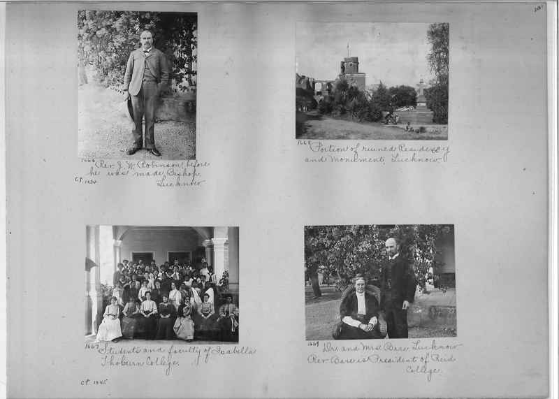 Mission Photograph Album - India #01 page 0101