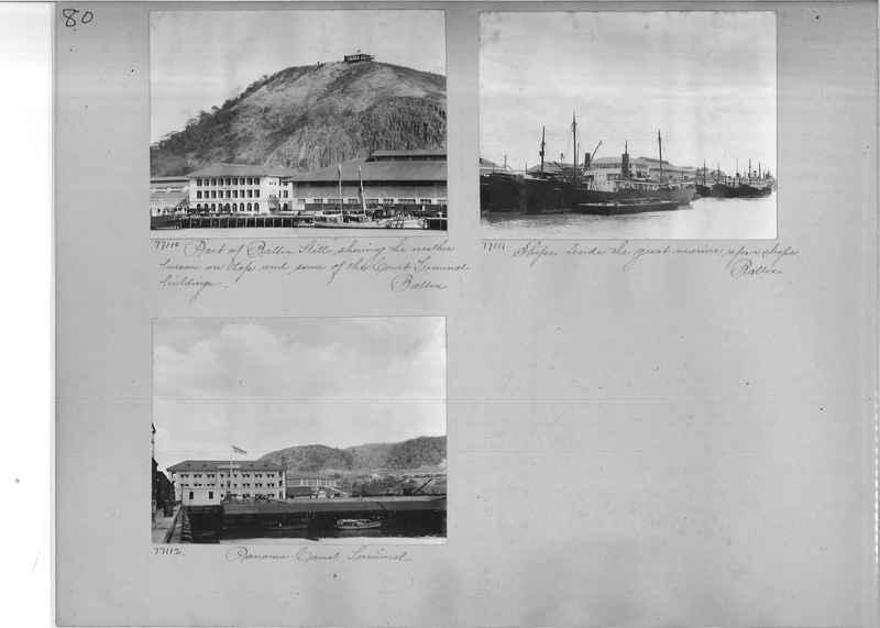 Mission Photograph Album - Panama #03 page 0080