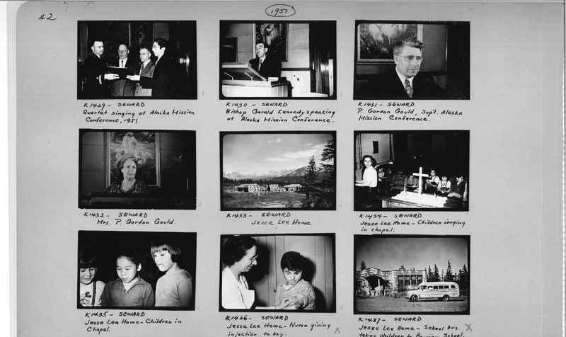 Mission Photograph Album - Alaska #2 page 0042