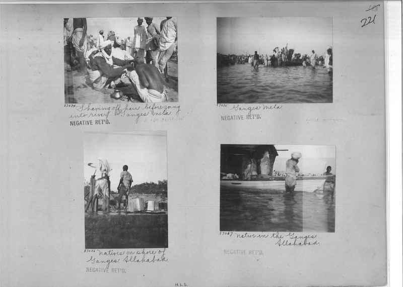 Mission Photograph Album - India #09 Page 0221
